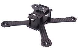 Рама квадрокоптера QAV-X 214мм карбоновая
