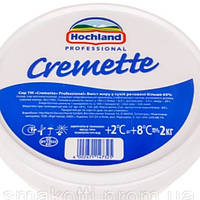 Сыр Хохланд Кремете 2кг