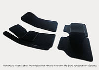 Ворсовые (тканевые) коврики в салон Daewoo Lanos(1997-)