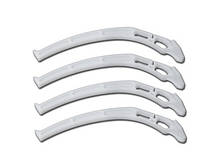 Ноги шасси пластиковые 4шт Tarot для рам 450/550 (TL2749-09)