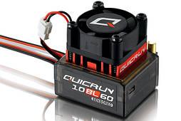 Регулятор сенсорный HOBBYWING QUICKRUN 10BL60 60A 2-3S для автомоделей
