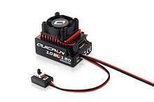 Регулятор сенсорный HOBBYWING QUICRUN 10BL120 120A 2-3S для автомоделей