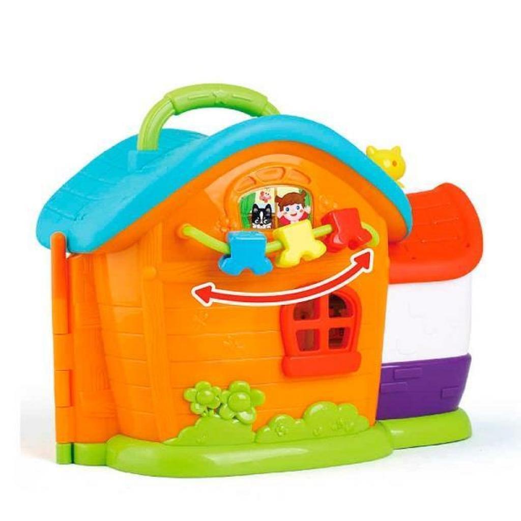 Развивающая игрушка Hola Toys Кукольный домик (3128A)
