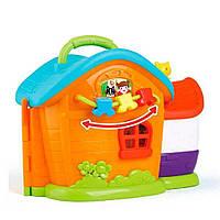 Развивающая игрушка Hola Toys Кукольный домик (3128A), фото 1