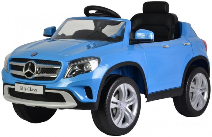 Детский Электромобиль Mercedes Benz Blue