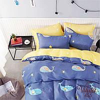 Детское постельное белье сатин Viluta (455) 120х60х10 см