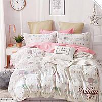 Детское постельное белье сатин Viluta (462) 120х60х10 см
