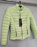 Короткая куртка демисезонная размер 44  X-Woyz LS-8820, фото 3
