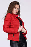 Короткая куртка демисезонная размер 42  X-Woyz LS-8820, фото 5