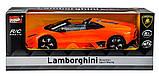 Машинка радиоуправляемая 1:10 Meizhi Lamborghini Reventon (оранжевый), фото 8