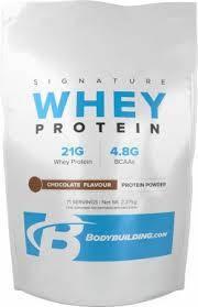 Протеїн багатокомпонентний Bodybuilding Signature 100% Whey Protein Powder 2270 г