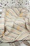 Карпатський ліжник, вовняний плед ФАРБИ ЛІТА 200*220, фото 2
