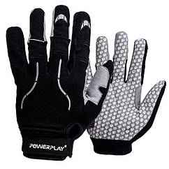 Робочі рукавички PowerPlay 6662 Чорні XXL