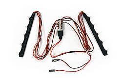 Подсветка шасси для автомоделей RCTurn 10 светодиодов