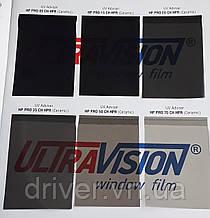 Плівка тонувальна Американка 1,52 см, на відріз. 5-70% UltraVision Adviser