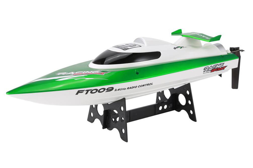 Катер на радиоуправлении Fei Lun FT009 High Speed Boat (зеленый)