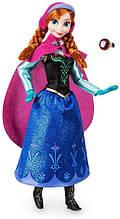 Кукла принцесса Анна Дисней с кольцом Холодное сердце Disney Store Anna Classic Doll with Ring Frozen