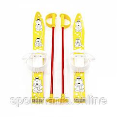 Лижі Marmat 70см жовті