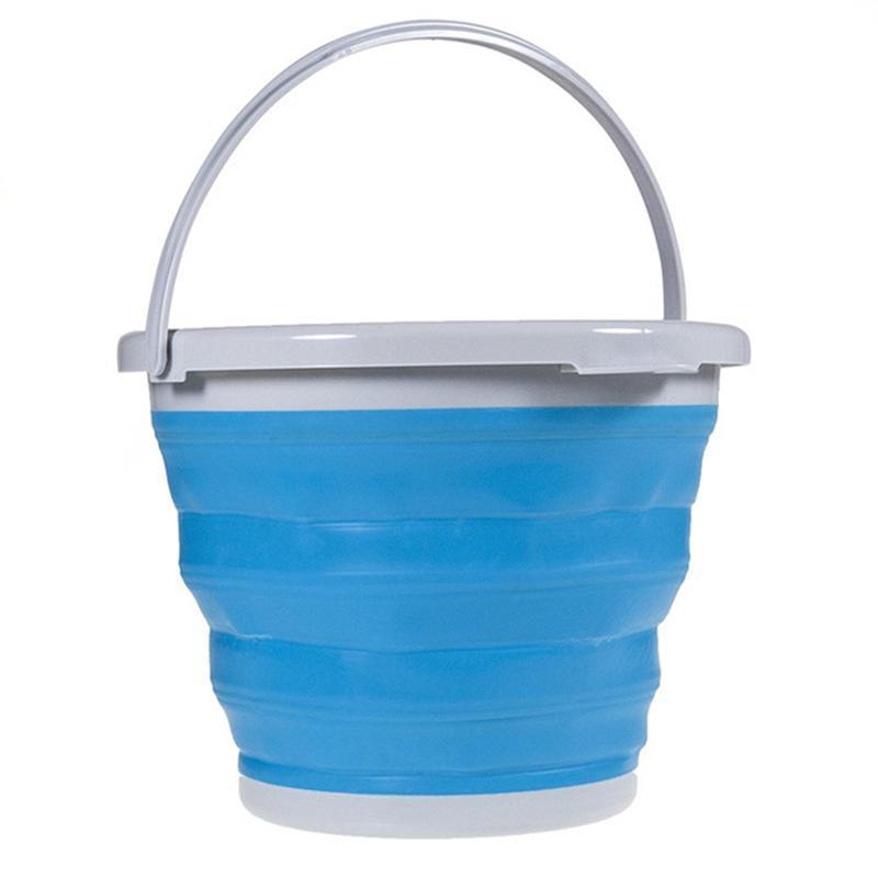 Ведро туристическое складное 10 литров  Collapsible Bucket