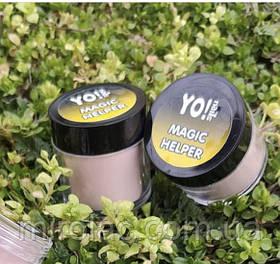 Кварцевая пудра Magic Helper YOnails 10мл для укрепления ногтей