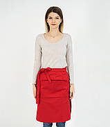 Фартух нижній Tiramisu Червоний, фото 3