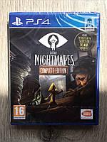 Little Nightmares Complete Edition (рус. суб.) PS4, фото 1