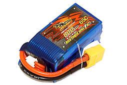 Аккумулятор Dinogy Li-Pol 800mAh 14.8V 4S 65C XT60 55.5x30x30мм