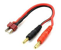Зарядный кабель SkyRC с Т-коннектором Deans
