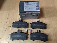 "Колодки тормозные передние ВАЗ 2108-21099, ВАЗ 2113-2115 ""LPR""  05P288 - производства Италии, фото 1"