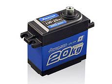 Сервопривод стандарт 60г Power HD LW-20MG 20кг/0.16сек цифровой с влагозащитой