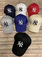 """Кепка подростковая для мальчика с сеткой """"NY"""" размер 54-55 см, цвета указывайте при заказе, фото 1"""