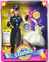 Коллекционная Кукла Барби Офицер Полиции