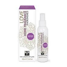 Спрей с феромонами для помещения Home Fragrance Pheromon women for men, 100 мл
