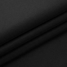 Жаккард для обивки мягкой мебели Нэо черного цвета