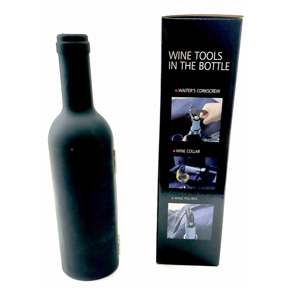 Набор сомелье  Бутылка (23х6х6 см)