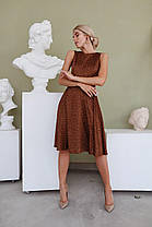 Эффектное платье с акцентом на талию, фото 2