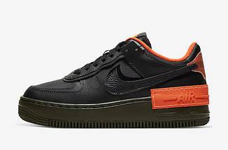Оригинальные кроссовки Размер 37.5 Nike Air Force 1 Shadow SE CQ3317-001