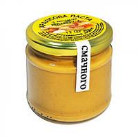 Паста арахисовая с медом (стекло) ТМ Manteca 180г