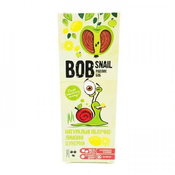 Яблочно-лимонные конфеты Bob Snail 30г