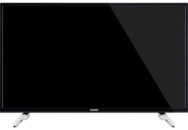 Телевизор Telefunken D43U297N4CWH ( Ultra HD / 4K / 1200Hz / HDR10 / Smart TV / Android / DVB-T/T2/S/S2/C)