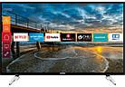 Телевизор Telefunken D43U297N4CWH ( Ultra HD / 4K / 1200Hz / HDR10 / Smart TV / Android / DVB-T/T2/S/S2/C), фото 2