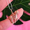 Золотой кулон знак зодиака Овен, фото 5