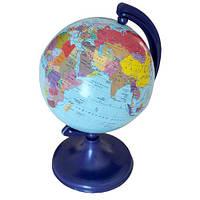 Глобус 9 см політичний