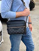 Мужская сумка Louis Vuitton Outdoor (реплика), фото 1