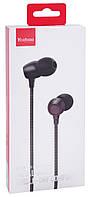 Наушники Yoobao YBL3 Wire Earphone Black