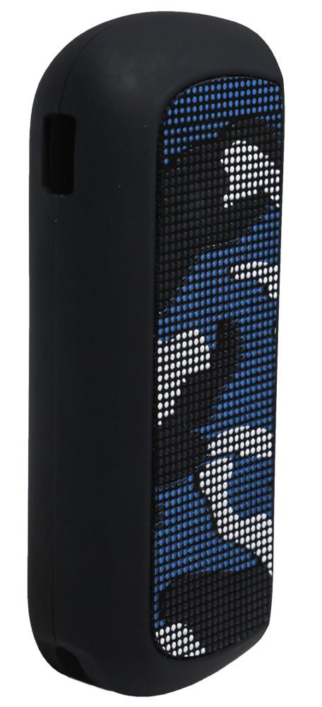 Чехол для Pu Leather Hard Case For IQOS 3.0 (TNC314) Blue