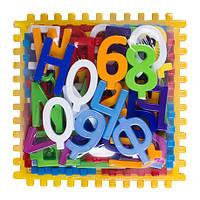 Набір дитячий «Літери+ Цифри» арт.114/33