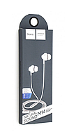 Наушники M14 inital sound universal earphones with mic white