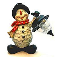 Светильник аккумуляторный Снеговик