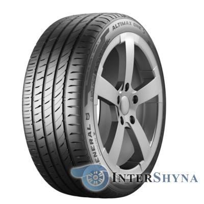 Шини літні 185/50 R16 81V General Tire ALTIMAX ONE S, фото 2